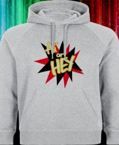 5 Second Of Summer Hi or Hey Record Hoodies