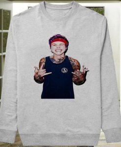 Ashton Irwin 5 Second Of Summer sweater
