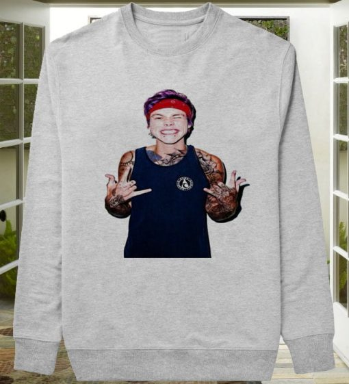 Ashton Irwin 5 Second Of Summer sweater