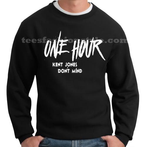one hour kent jones dont mind sweater