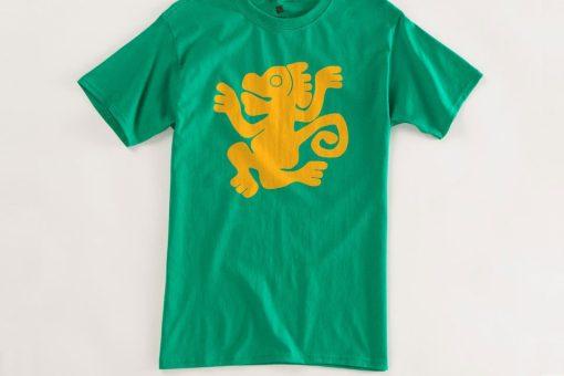 Legends of the Hidden Temple tshirt