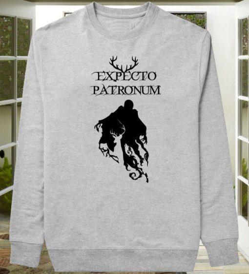 Expecto Patronum sweater