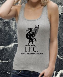 Liverpool Fc logo tanktop unisex custom clothing