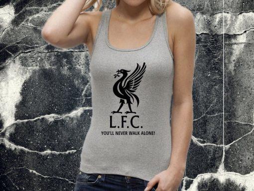 Liverpool Fc logo tanktop unisex custom clothing