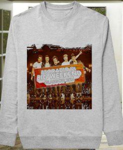 Big Weekend One Direction sweater sweatshirt