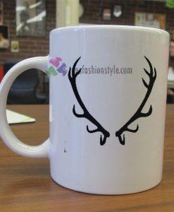 Adventure & Outdoors Antlers mug gift