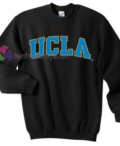 UCLA University sweatshirt