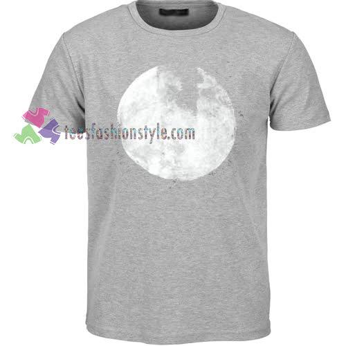 Full Moon Tshirt