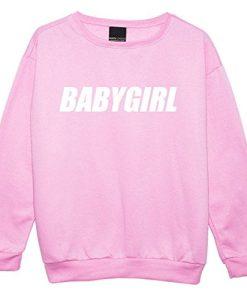 Baby Girl Pink Gift sweatshirt