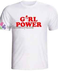 Girl Power Flower T-Shirt