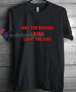 Lyrics Song T-Shirt