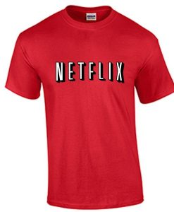 Netflix Red T-Shirt gift