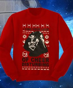 Star Wars Men's Vader Claus Sweater