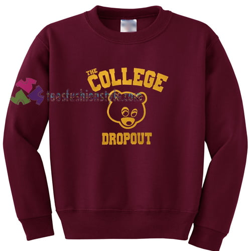The College Dropout Sweater
