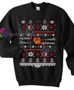 Star Wars Stormtroopers Christmas Sweater gift