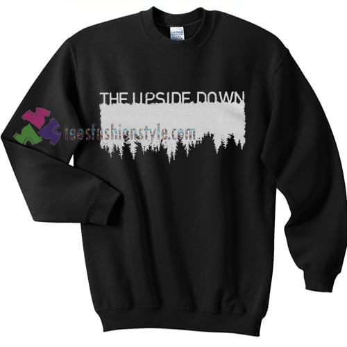 Upside Down Sweater gift