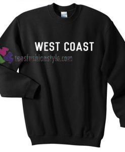WEST COAST Sweater gift