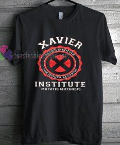 Xavier Institute Mutatis Mutandis T-shirt gift