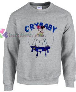 Cry Baby Sweater gift