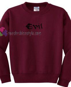 Evil Sweater gift