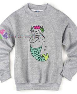 Mermaid Cat Sweater