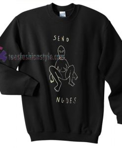 Send Nudes Sweater gift
