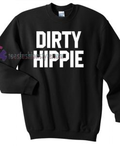 Dirty hipple sweater gift