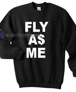 t.i. aint fly as me ft. governor sweater gift