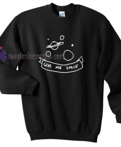 Give me space sweater gift