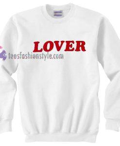 Bianca Chandon Lover sweater gift