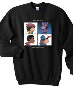 Gorillaz Demogorgon sweater gift