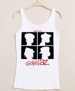 Gorillaz Demon Days tanktop gift