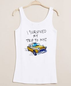 Spider-man Homecoming Peter Parker Survived tanktop gift
