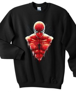 SpiderMan homecoming sweater gift