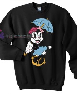 drop dead kitty mouse sweater gift