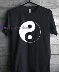 yinyang Tshirt gift