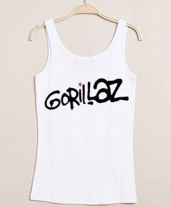 Gorillaz Logo tanktop gift