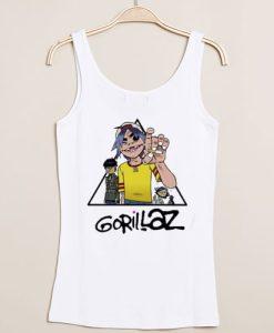 Gorillaz Pyramid tanktop gift