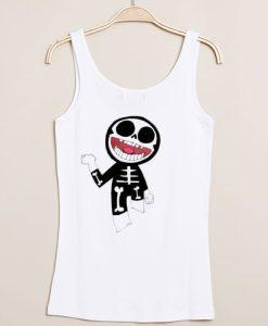 Gorillaz Skeleton tanktop gift