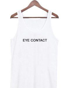 eye contact tumbler tank top gift