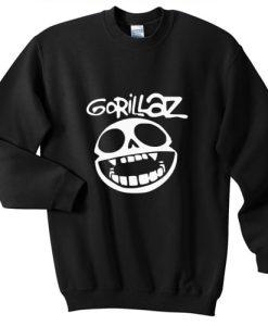 gorillaz hip hop logo sweater gift