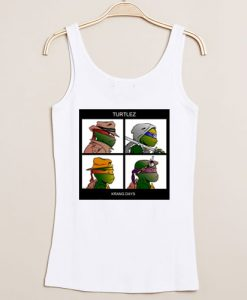 gorillaz turtles krang days tanktop gift