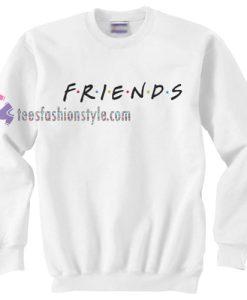 Friends TV Show sweater gift