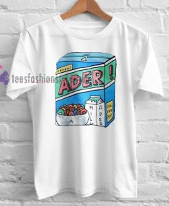 Ader cereal Tshirt gift