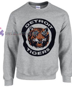 Detroit Tigers sweater gift