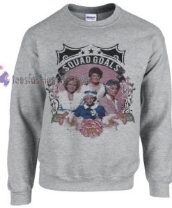 Squad goal sweater gift