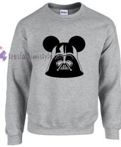 Darth Mickey Sweatshirt Gift sweater cool tee shirts