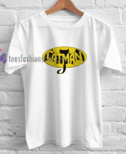 Catman Parody t shirt