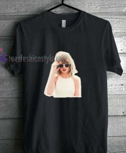 TT and glasses t shirt