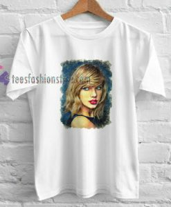 Taylor Swift Face t shirt